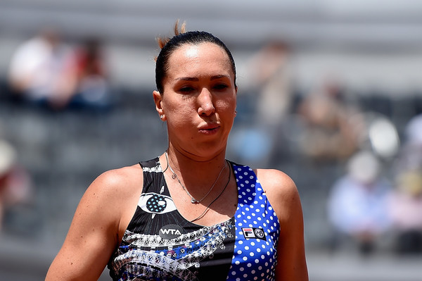 Jelena Jankovic had a poor clay season last year | Photo: Dennis Grombkowski/Getty Images Europe