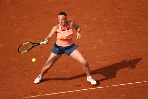 Jelena Ostapenko, la campeona del Roland Garros 2017 (zimbio.com)