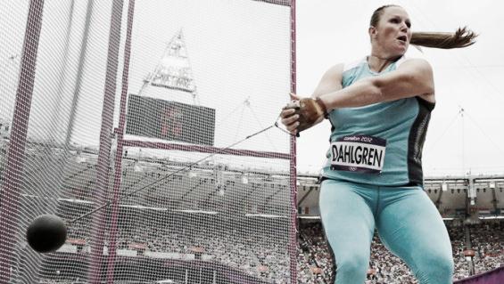 Dalghren disputará su cuarto Juego Olímpico. Foto: Mdzol.