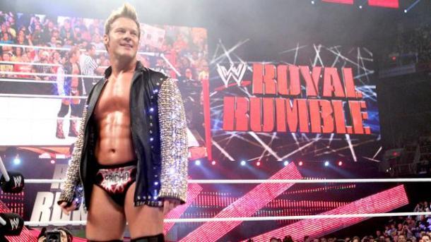 One of the best kept secrets in Rumble history. Photo: www.bleacherreport.com