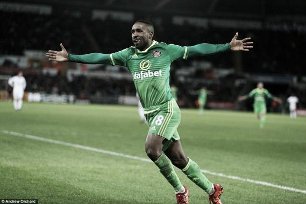 Will Defoe fire Sunderland to safety? | Image: Andrew Orchard