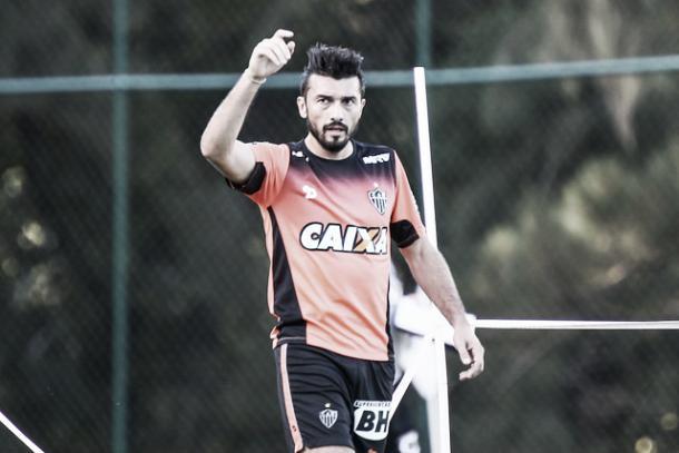 Dátolo pode parar nas Laranjeiras (Foto: Bruno Cantini/Atlético-MG)