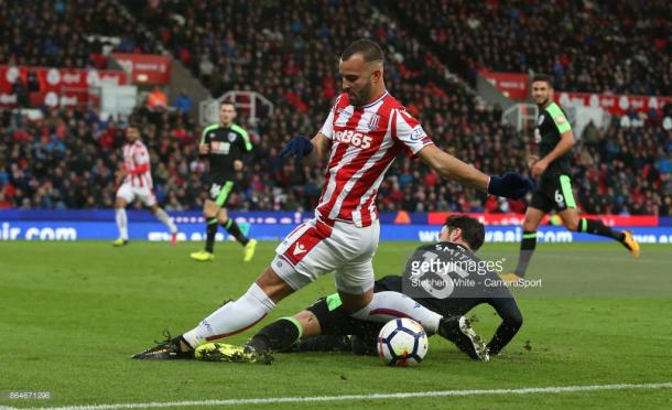 Jese has made his presence known at the bet365 Stadium this season. Source | Getty Images.