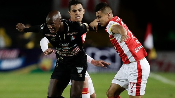 Ind. Santa Fe 0-1 Once Caldas | Foto: Colombia Sports
