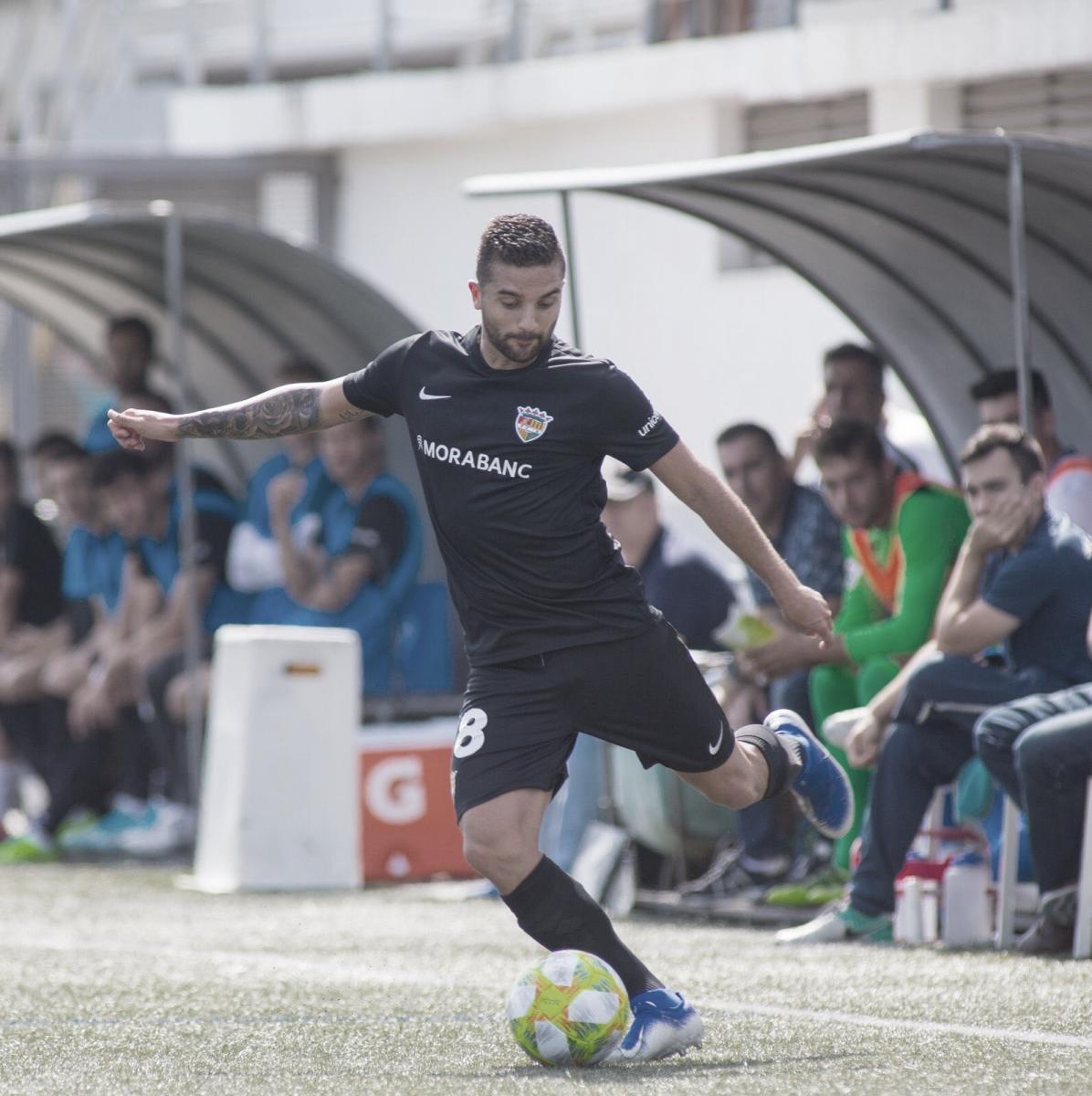 Jilmar, nuevo lateral izquierdo del CD Badajoz// Foto: FC Andorra