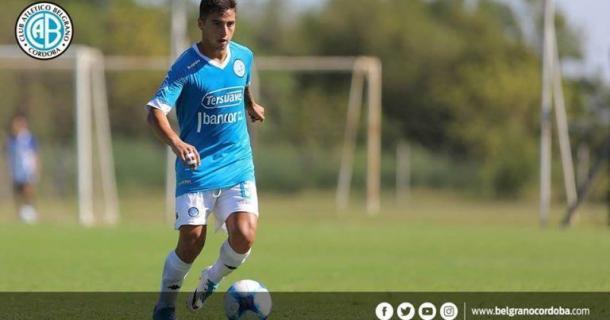 Joaquín Rickemberg quiere volver a Primera. / Foto: BelgranodeCórdoba Oficial