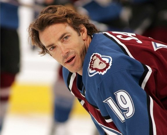 Joe Sakic | The Hockey Writers