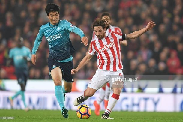 How much of an impact will Joe Allen's absence be? (Source: Getty Images)