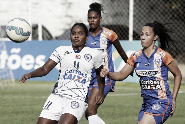 Irley tem média de 1,1 gol por jogo (Foto: Marcos de Paula/AllSports)