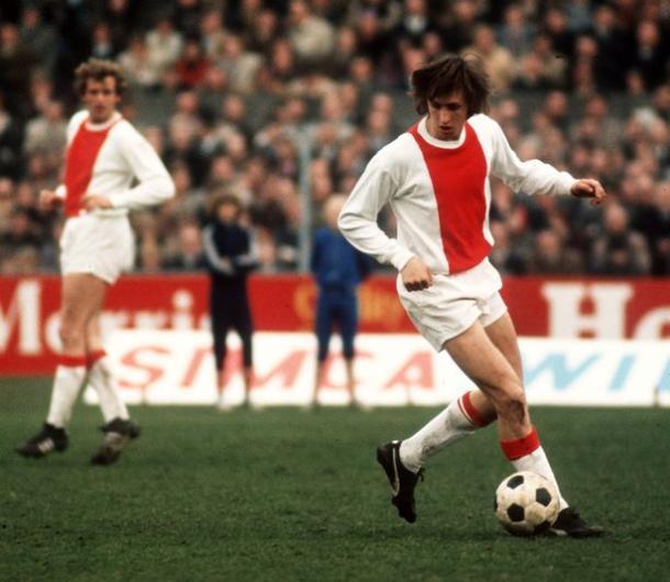 Johan Cruyff. Foto: Ajax
