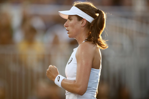 In what could be her best performance of 2018, Johanna Konta ousted Serena Williams 6-1, 6-0 last week | Photo: Ezra Shaw/Getty Images North America