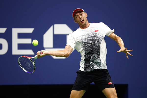 It was a stunning run from Millman, who put in such a competitive performance against the former world number one | Photo: Julian Finney/Getty Images North America