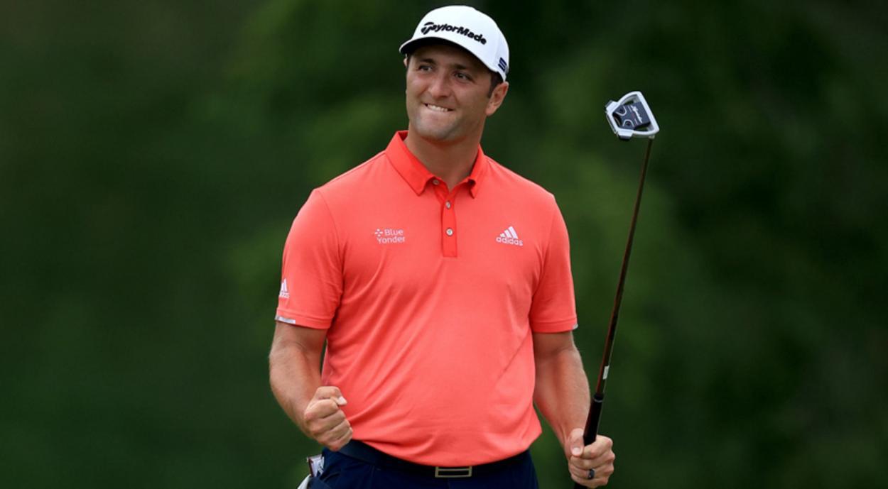 Jon Rahm en acción. FUENTE: PGA Tour