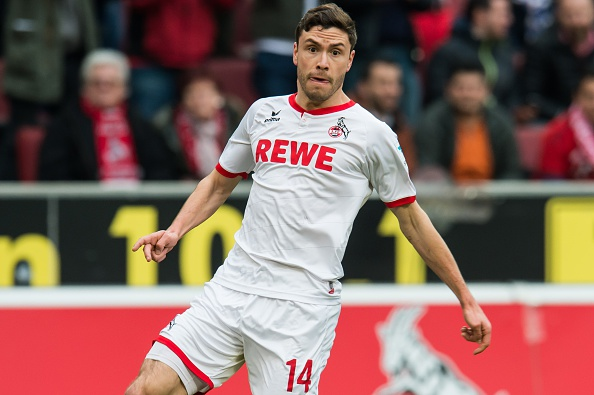 Jonas Hector is a wanted man | Photo: IV-Images