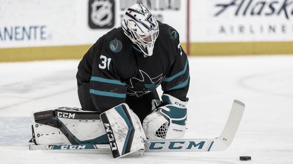 Martin Jones - NHL.com