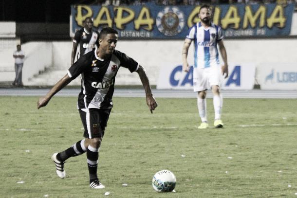 Jorge Henrique é como um coringa de Jorginho, porém, seus números no ataque estão bem abaixo do esperado (Carlos Gregório Jr/Vasco.com.br)