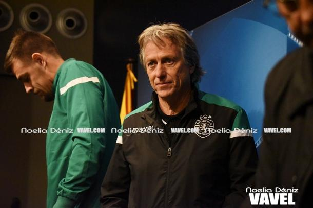Jorge Jesus (Sporting CP) | Foto: Noelia Déniz (VAVEL)