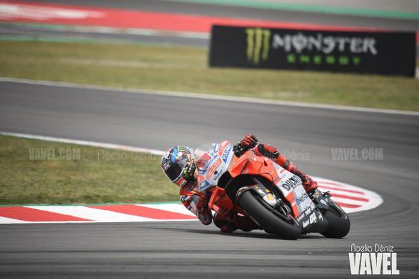 Jorge Lorenzo saldrá desde la tercera posición. | Foto: Noelia Déniz VAVEL