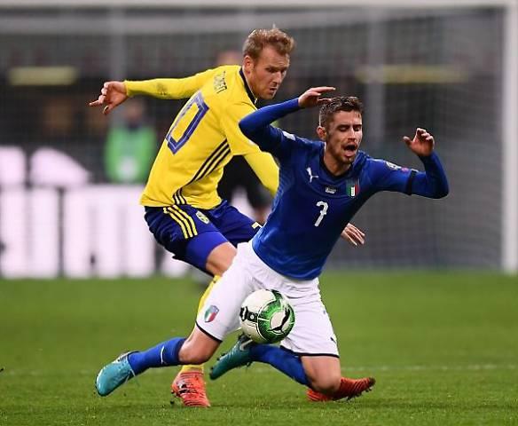 Intensidad durante todo el encuentro   Foto: FIGC