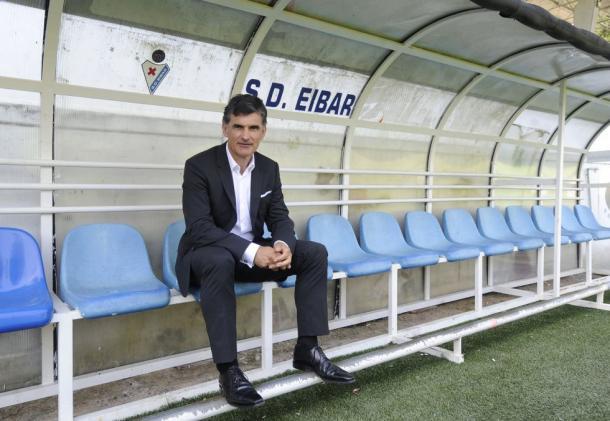 Medilibar é o novo homem forte do Eibar. (Foto: AS.com)