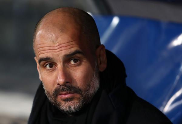 Guardiola en Basilea. Foto: Getty Images
