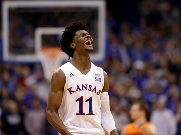 Josh Jackson selected No. 4 overall by the Phoenix Suns