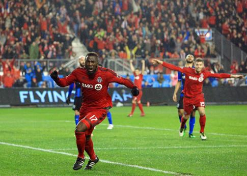 Just when you thought you had Giovinco under control, this guy shows up   Source: Vaughn Ridley - Getty Images