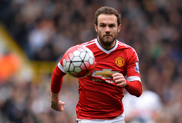 Juan Mata is one who cannot even set United up for the big punches | Photo: AFP/Glyn Kirk