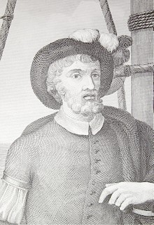 Retrato de Juan Sebastián Elcano. Fuente: Wikicomons