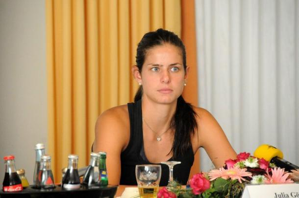 Julia Görges' resurgence continued in some style as she reached the final (Source: Leblogsports)