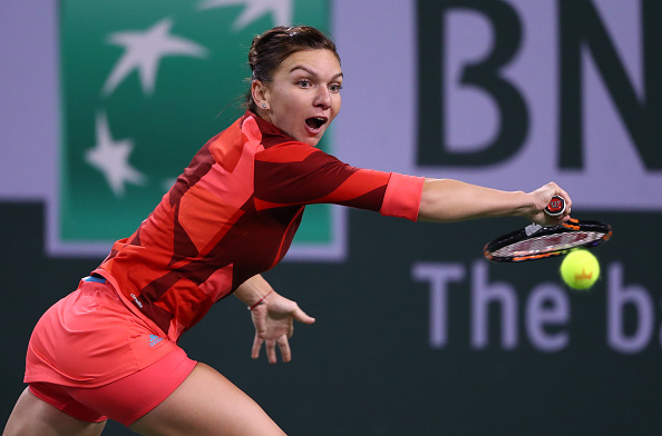 Halep's backhand could be key for her chances in this match (Getty Images/Julian Finney)