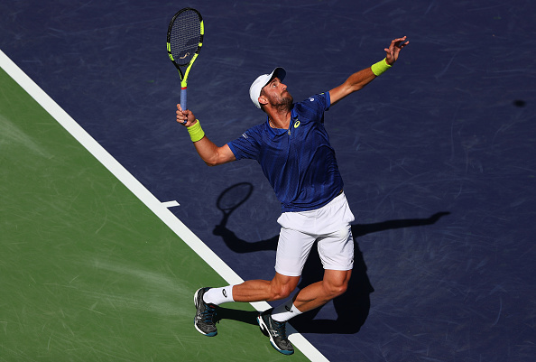 Serving could be key for both (Getty Images/Julian Finney)