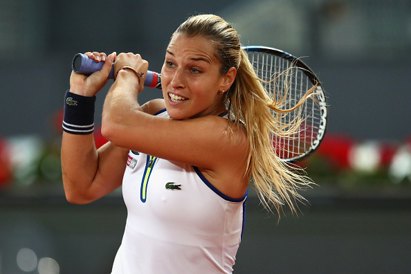 Dominika Cibulkova has been in impressive form this season (Getty/Julian Finney)