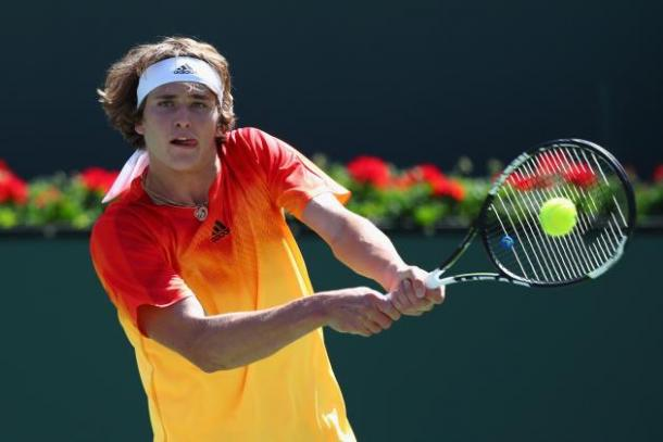 Will a young gun like Alexander Zverev, pictured, make their mark in Rio? (Source: Julian Finney/Getty Images)