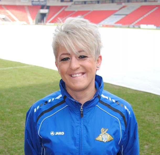 Grundy will head up the RTC. | Image credit: Doncaster Belles