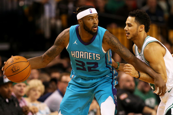 Julyan Stone #32 of the Charlotte Hornets. |Maddie Meyer/Getty Images North America|