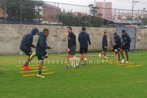 Foto: Atlético Junior