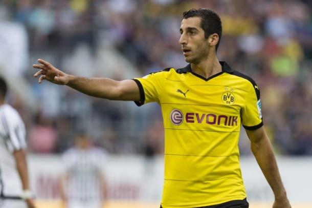 Mkhitaryan wants his dream move to Old Trafford (Photo: Getty Images)