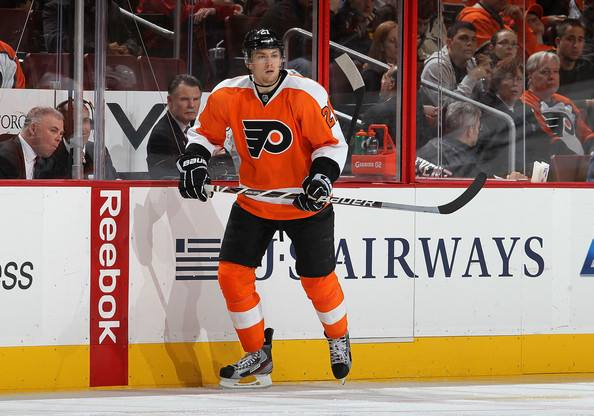 JvR is back in Philadelphia just in time to help the Flyers for the 2018/19 season. | Photo: Jim McIsaac/Getty Images North America)