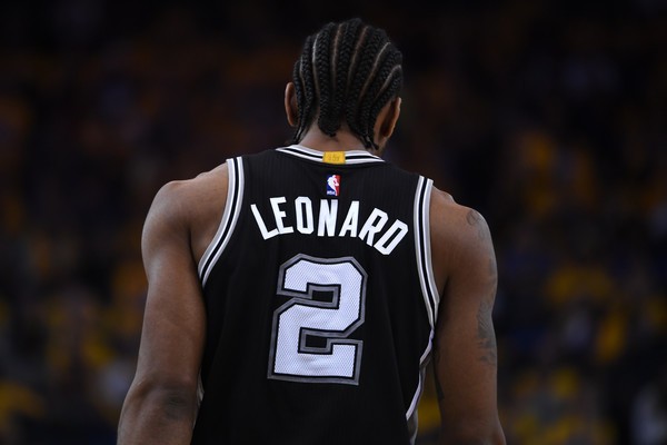 Kawhi Leonard is one of those special talents. Photo: Thearon W. Henderson/Getty Images North America