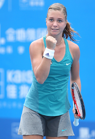 Irina Khromacheva | Photo: Zhong Zhi/Getty Images