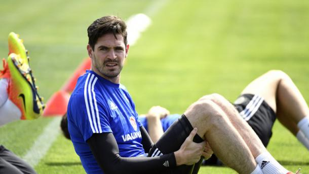 Lafferty has worked his way back to fitness just in time. | Image source: Sky Sports