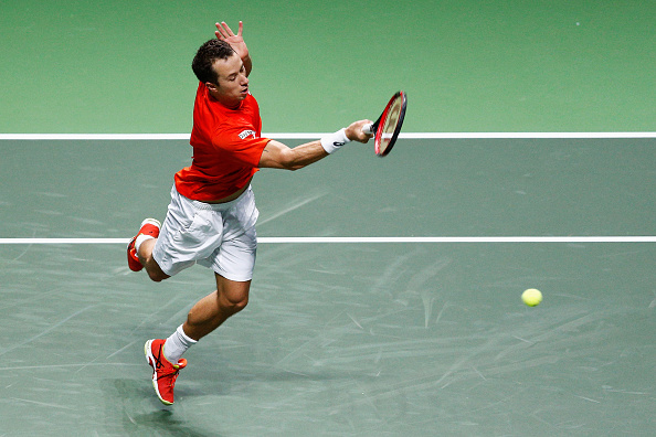 Kohlschreiber reaches the last four in Rotterdam for the first time (Photo: Getty Images - Dean Mouhtaropoulos)
