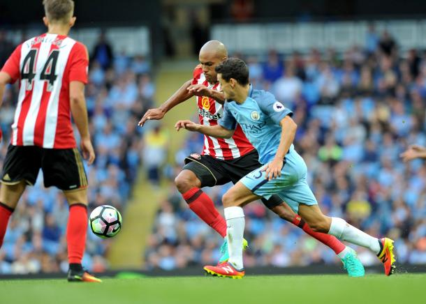 Kaboul was part of a double signing on Friday night (Photo: Getty Images)