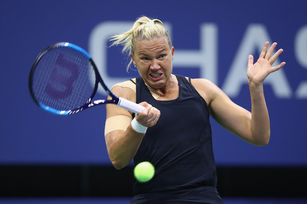 It was an excellent performance for Kanepi today | Photo: Clive Brunskill/Getty Images North America