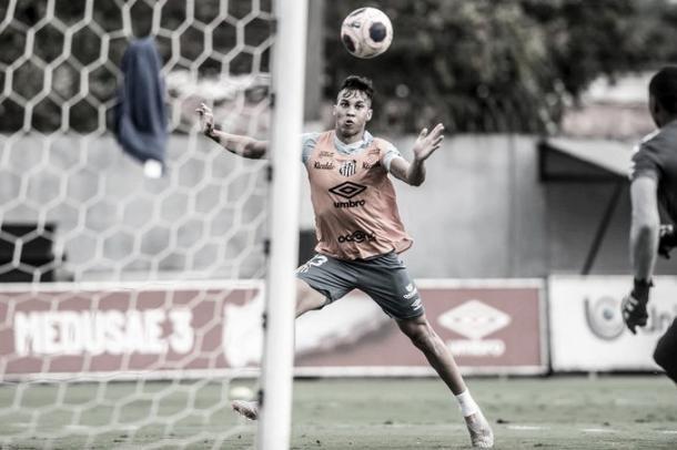 Foto: Divulgação/Santos