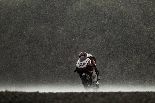 Kaito Toba en el circuito de Jerez // Foto: Dan Istitene / Getty Images Europe