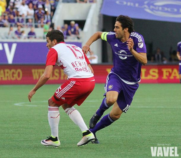 Kaká will likely miss the match away to the New York Red Bulls | Source: Bernie Walls/VAVEL