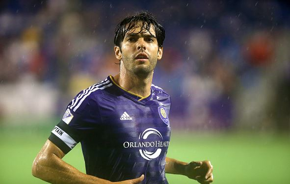 Kaka will miss his third game in a row for Orland City SC / Alex Menendez - Getty Images