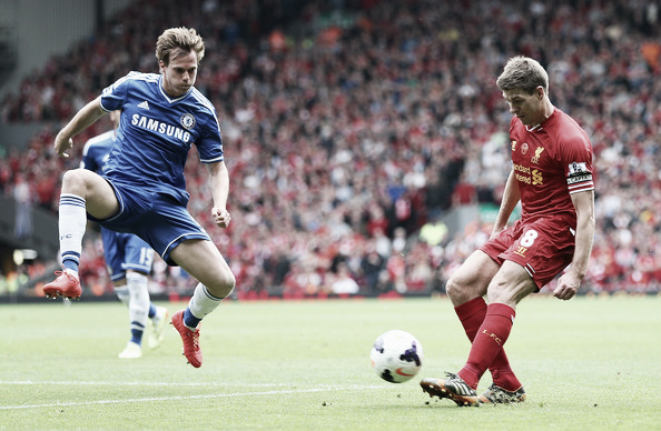 Kalas has played just three times for Chelsea